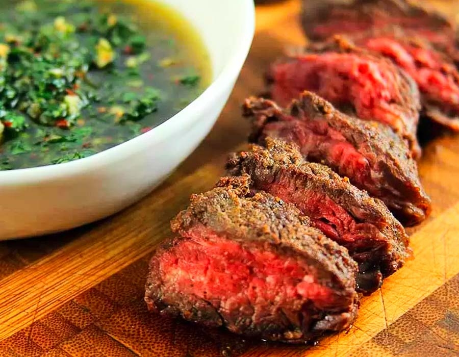 chimichuri-steak